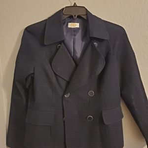Talbot double breasted coat